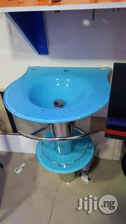 Glass Washhand Basin | Building Materials for sale in Lagos State, Orile