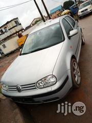 Volkswagen Golf 4 1.6 2000 Silver | Cars for sale in Lagos State, Lagos Mainland