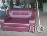 New Wine Leather Chair   Furniture for sale in Oyo State, Ibadan South West