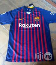 2018/2019 Original New Barcelona Jersey | Children's Clothing for sale in Lagos State, Lekki Phase 1