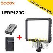 Godox Video Light LED 120C With Battery And Charger | Accessories & Supplies for Electronics for sale in Lagos State, Lagos Island
