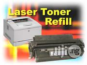 Professional Toner Refill Service | Computer & IT Services for sale in Lagos State, Ajah