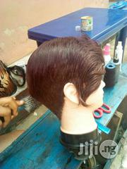 Rihanna Half-Face Score Cap Wig   Hair Beauty for sale in Imo State, Owerri