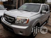 Neat Honda Pilot 2009 Silver | Cars for sale in Lagos State, Ikeja