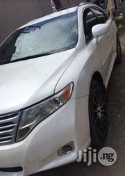 Toyota Venza V6 2010 White | Cars for sale in Lagos State, Ikeja