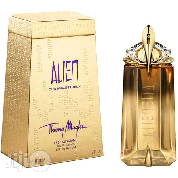 Thierry Mugler Oud Majestieux for Women
