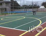 Lawn Tennis Court Construction | Building & Trades Services for sale in Lagos State, Ikoyi