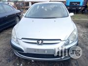 Tokunbo Peugeot 307 2004 Silver | Cars for sale in Lagos State