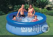 Intex 8ft X 30 Easy Set Swimming Pool | Sports Equipment for sale in Lagos State, Ikeja