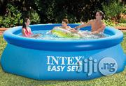 Intex 10ft X 30 Easy Set Swimming Pool | Sports Equipment for sale in Lagos State, Ikeja