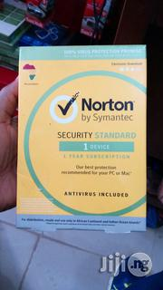 Norton Anti-Virus Security Standard 1 User 1 Year Subscription | Software for sale in Lagos State, Ikeja
