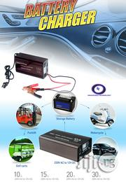 Smart Car Battery Charger/Intelligent Charging System | Vehicle Parts & Accessories for sale in Lagos State, Ifako-Ijaiye