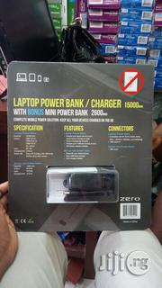 Zero Laptop Power Bank/Charger 15000mah & Free Mini Power Bank 2600mah | Computer Accessories  for sale in Lagos State, Ikeja