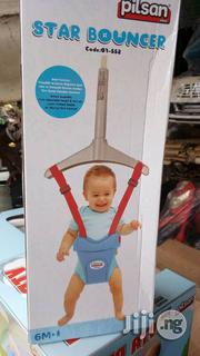 Star Bouncer For Babies | Children's Gear & Safety for sale in Lagos State