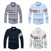 Quality Turkish Thom Browne Shirt Available | Clothing for sale in Lagos State, Surulere