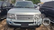 Clean Range Rover Sport 2008 Green | Cars for sale in Lagos State, Apapa