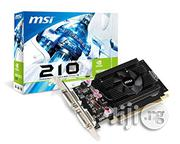 1GB Gt 210 Msi Graphic Card | Computer Hardware for sale in Lagos State, Ikeja