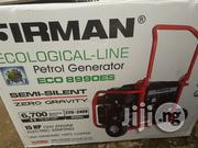 Eco8990 FIRMAN GENERATOR (6.7kva) | Electrical Equipment for sale in Abuja (FCT) State, Wuse