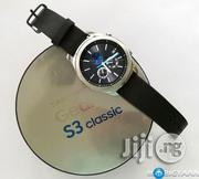 Samsung Gear S3 Classic - Black. | Accessories for Mobile Phones & Tablets for sale in Lagos State, Lagos Mainland