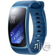 Samsung Gear Fit -2- Fitness Band Large - Blue   Accessories for Mobile Phones & Tablets for sale in Lagos State, Lagos Mainland