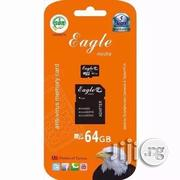 Eagle 64GB Memory Card | Accessories for Mobile Phones & Tablets for sale in Lagos State, Ikeja