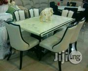 Imported Royal Marble Dining Table | Furniture for sale in Abuja (FCT) State, Wuse