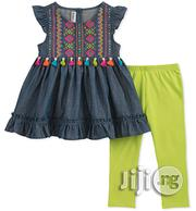 Kids Headquarters 2pc Set | Children's Clothing for sale in Lagos State, Surulere