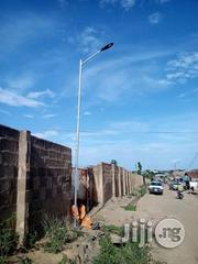 Complete Street Lights With Pole And Led Lamp | Garden for sale in Abuja (FCT) State, Guzape District