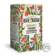 Organic Lavender & Echinacea Tea 20 Bags | Meals & Drinks for sale in Lagos State, Ikeja