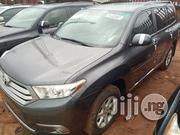 Toyota Highlander 2.7L 2WD 2013 Gray   Cars for sale in Edo State, Ikpoba-Okha