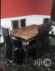 Imported New 6-Sitter Marble Dining Table | Furniture for sale in Abuja (FCT) State, Wuse