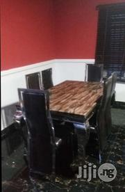 Superior Imported 6-Sitter Marble Dining Table | Furniture for sale in Abuja (FCT) State, Wuse