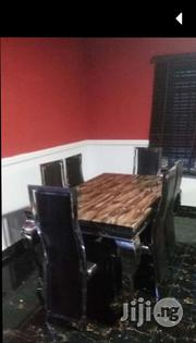 Awesome Imported 6-Sitter Marble Dining Table | Furniture for sale in Abuja (FCT) State, Garki I