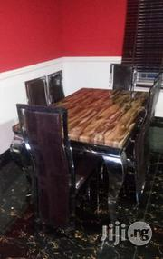 Trendy Imported 6-Sitter Marble Dining Table | Furniture for sale in Abuja (FCT) State, Garki 1