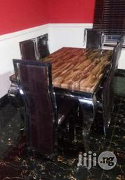 Imported Six- Seater Marble Dining Table | Furniture for sale in Abuja (FCT) State, Asokoro