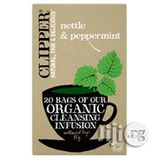 Organic Nettle & Peppermint Infusion Tea 20 Bags | Meals & Drinks for sale in Lagos State, Ikeja
