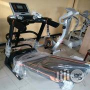 4horsepower Treadmill Heavy Duty | Sports Equipment for sale in Cross River State, Calabar