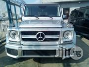 Tokunbo Mercedes-Benz G55 Wagon 2004 Silver | Cars for sale in Lagos State, Amuwo-Odofin