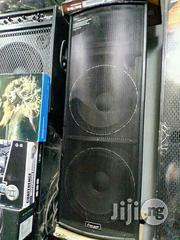 "Double 15"" Speakers 