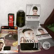 Wig Cap + Needle + Thread | Hair Beauty for sale in Lagos State, Alimosho