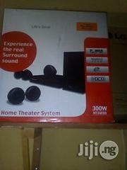 LG Home Theatre System - HT 357SD | Audio & Music Equipment for sale in Lagos State, Ikorodu