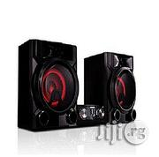 LG 480W Hifi Audio System (Aud 44cj) | Audio & Music Equipment for sale in Lagos State, Alimosho