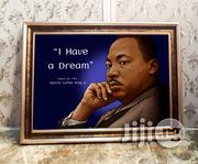 Artwork - Martin Luther King (Jr) Artwork 10x12inches Size | Arts & Crafts for sale in Lagos State, Victoria Island