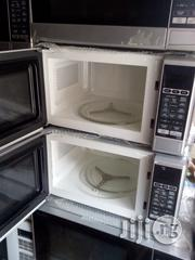 Very Neat Uk Used Microwave Machine | Kitchen Appliances for sale in Lagos State, Ojo