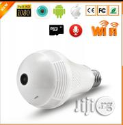 Bulb Camera 2mp Full HD 1080p 360 Degrees | Security & Surveillance for sale in Lagos State, Ikeja