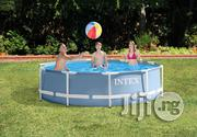 10 Ft By 3 Ft Prism Frame Swimming Pool INTEX | Sports Equipment for sale in Abuja (FCT) State, Central Business District