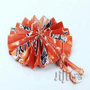 Ankara Handfan | Clothing Accessories for sale in Lagos State, Ikeja