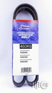 Genuine Prime Guard 460K6 Premium Multi-rib Serpentine Belt | Vehicle Parts & Accessories for sale in Lagos State, Amuwo-Odofin