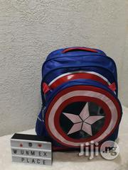 Captain America School Bag | Babies & Kids Accessories for sale in Lagos State, Lekki Phase 2
