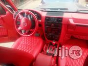 Upgrade Gwagon Interior Leather Work.. Cabana Autos | Repair Services for sale in Lagos State, Surulere